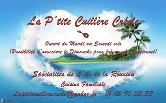 La P'tite Cuillère Créole