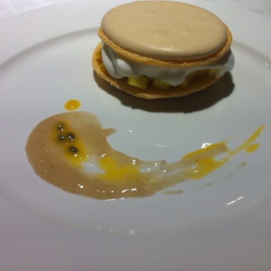 , Dessert : La P'tite Eau
