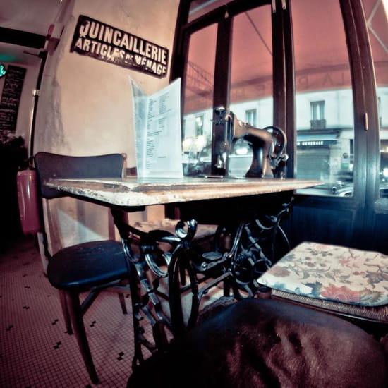 La P'tite Mercerie  - La p'tite mercerie bar restaurant -