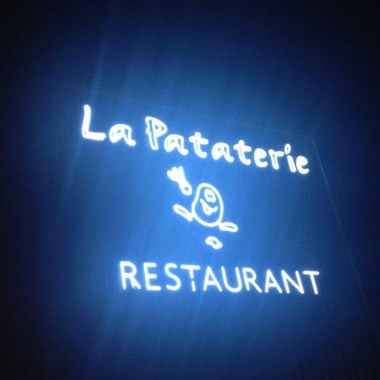 , Restaurant : La pataterie