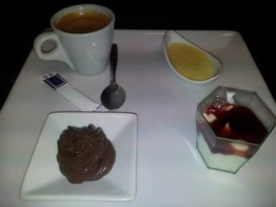 La Pause Gourmande  - café gourmand -