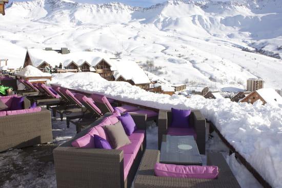 La Perelle  - Terrasse panoramique -   © Family resort La Perelle