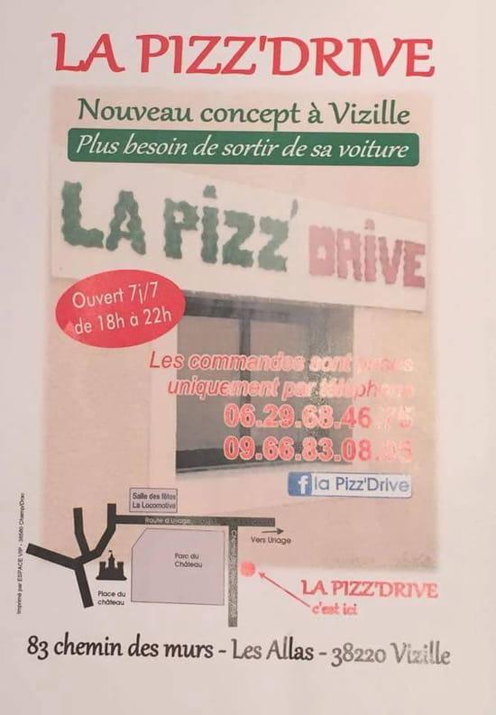 La Pizz'Drive