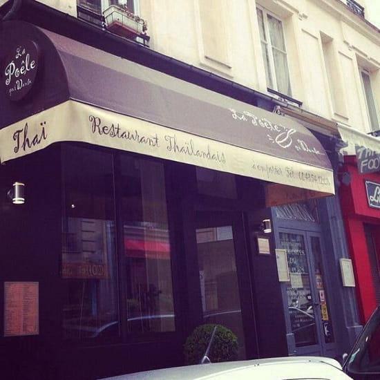 , Restaurant : La Poêle qui Danse