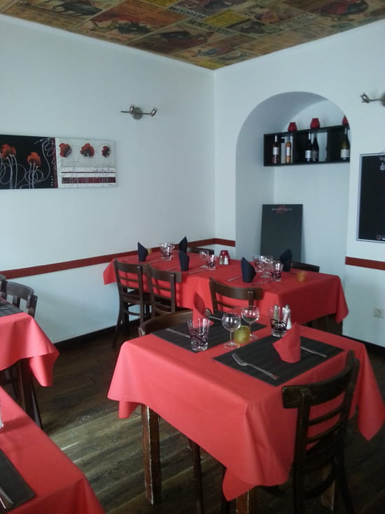 La Regalade  - La salle du restaurant -