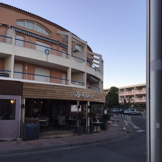 , Restaurant : La Réserve  - Carqueiranne, le Port -