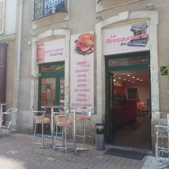 , Restaurant : La Ressourcerie
