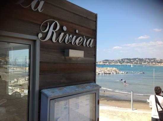 La Riviera  - Le Resto -   © La riviera
