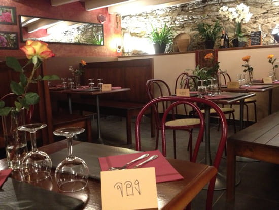 , Restaurant : La Rivière Thaï