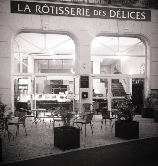 La rotisserie des d lices r tisserie avec linternaute - Restaurant la table des delices grignan ...