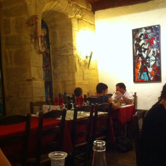 , Restaurant : La Salamandre