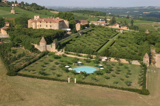 La Salle des Gardes - Château de Bagnols