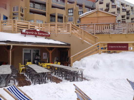 , Restaurant : La Sarrazine  - Crêperie la sarrazine  -