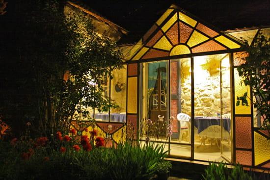 La Serafine  - sous la veranda -   © mced