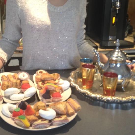 , Dessert : La Strega  - Voici les pâtisserie marocaine de la Strega  -