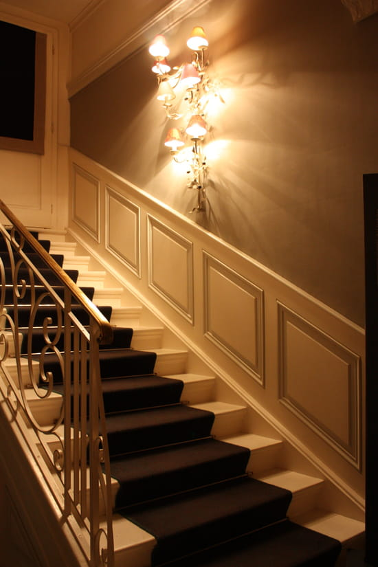 La Suite  - Accés hôtel -