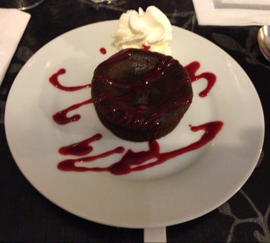 , Dessert : La Table