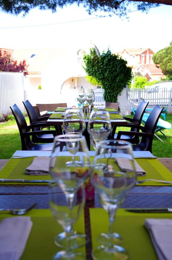 La Table Corto  - La terrasse de la 'Table Corto' -