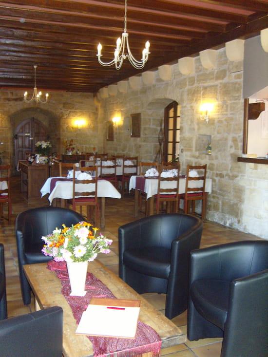 La Table d'Aline  - le restaurant -