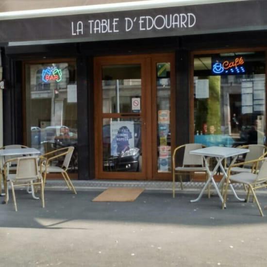 La Table d'Edouard