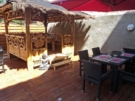 """La Table de Mai Ly  - la terrasse de """"La Table de Mai Ly"""" -"""