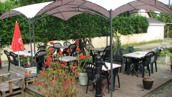 La Table de Marysam  - Terrasse -   © LaTableDeMarysam