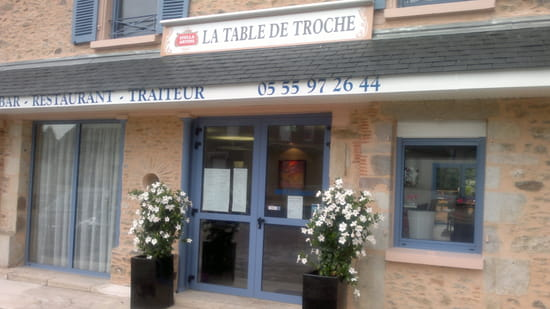 La Table de Troche
