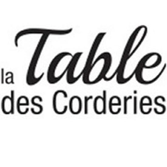 La Table des Corderies