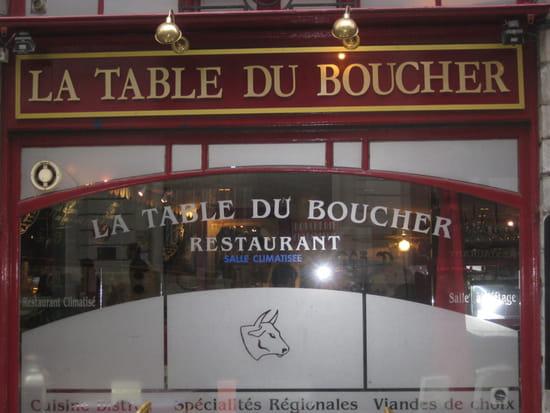 La Table du Boucher
