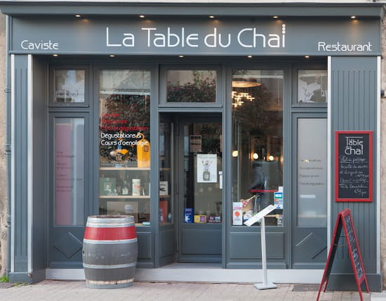 La Table du Chai