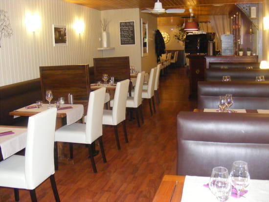 La table du grand march restaurant gastronomique tours - Decoration table restaurant gastronomique ...