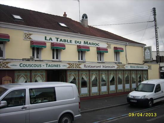 La Table du Maroc