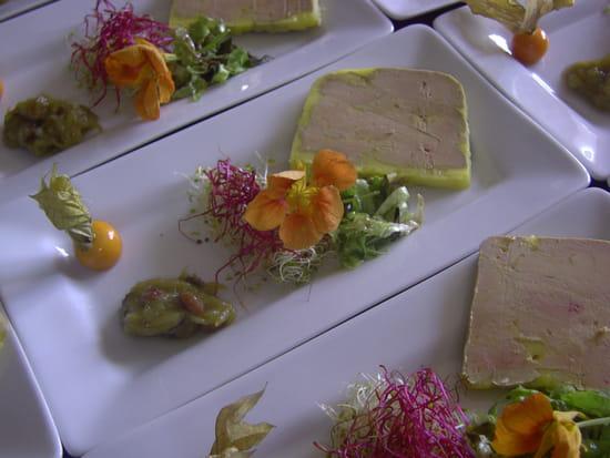 La Table du Prince  - Foie Gras de Canard Entier -   © Thierry PARIS