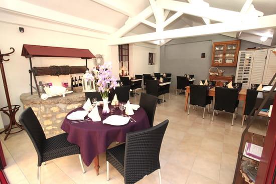 La Table du Prince  - Salle de restaurant -   © Thierry PARIS