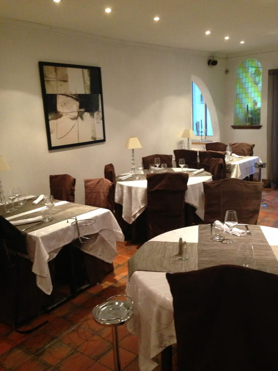 La Table du Roy  - salle cosy -   © la table du roy