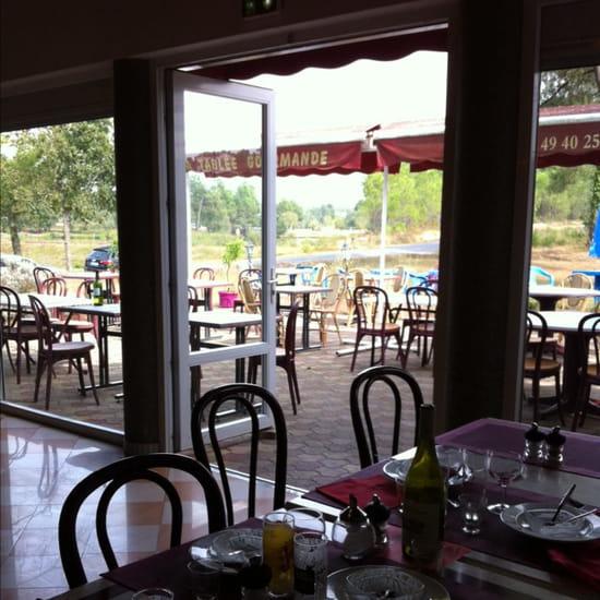 , Restaurant : La Tablée Gourmande