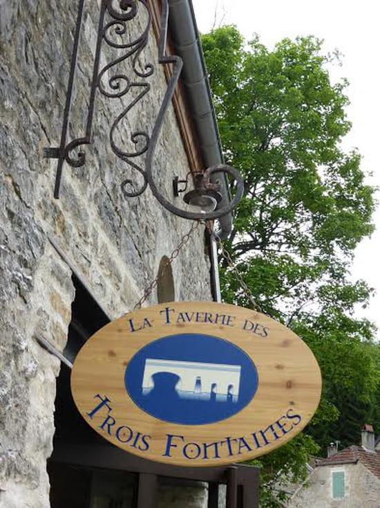 La Taverne des Trois Fontaines