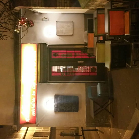 , Entrée : La Taverne du Brésil et du Cap Vert  - Entrée du restaurant  -