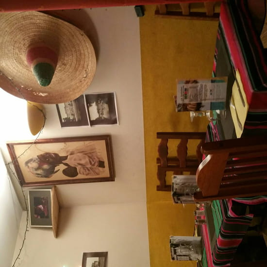 , Restaurant : La Taverne du Brésil et du Cap Vert  - Salle restaurant  -