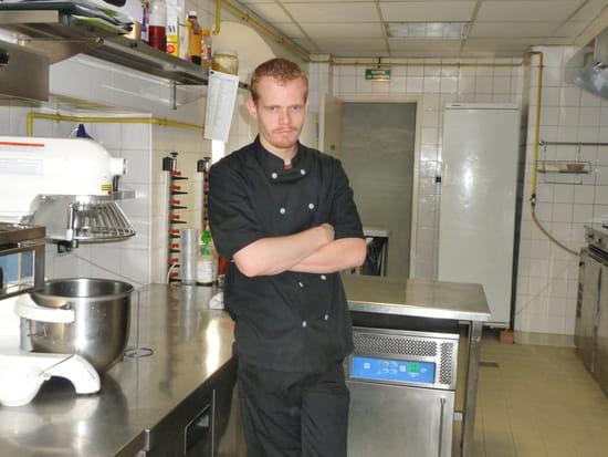 La Taverne Royale  - Le Chef -
