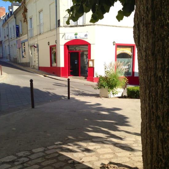 , Restaurant : La Terr'aSandrA  - Au cœur de Vouvray au pays des châteaux de la Loire... -