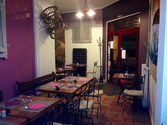 , Restaurant : La Terr'aSandrA  - Un coin de la Terr'aSandrA -