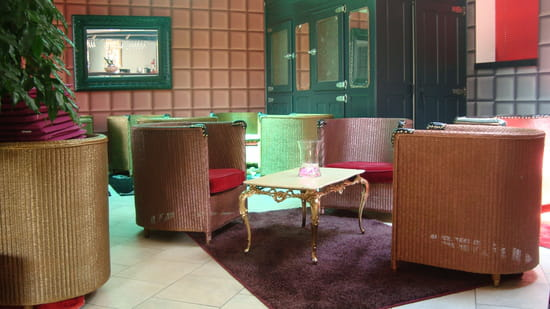 La Terrasse  - salon lounge -