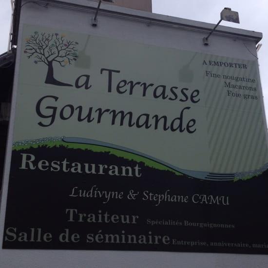 , Restaurant : La Terrasse Gourmande