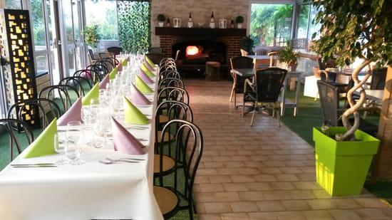 , Restaurant : La Terrasse Gourmande  - Table événement  -