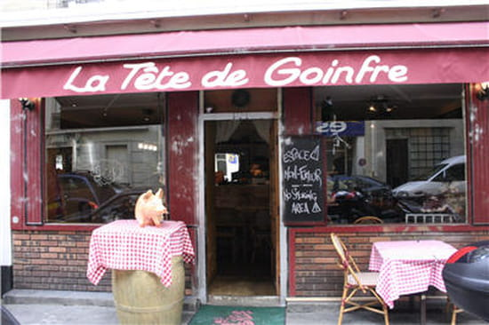 Restaurant Cochonailles Paris