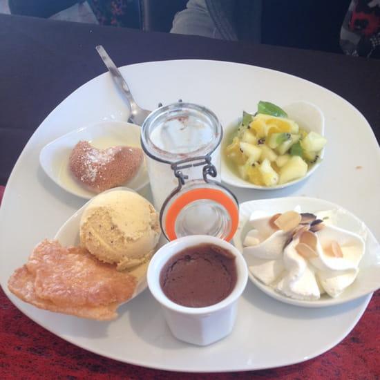 , Restaurant : La Traverse