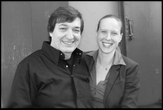 La Vignette  - Le couple de patrons: Joëlle Haeflinger et Jean-Claude tamayo -   © La Vignette