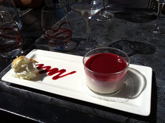 , Dessert : La Voute