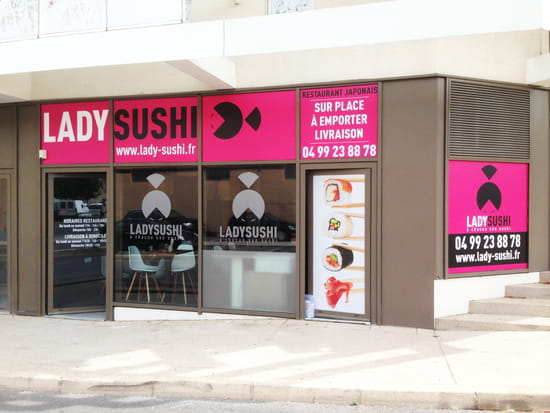 Lady Sushi Castelnau  - Lady Sushi Castelnau -   © a.m